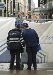 Bruselas mantiene su alerta 3 en toda la ciudad.