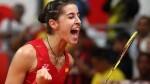 Carolina Marín luchará por el oro tras eliminar a Li Xuerui