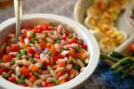 Un ejemplo de alimento rico en proteínas vegetales son las legumbres. / Wikipedia