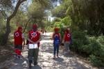 Cruz Roja detecta más de 160 incidencias en el Parque Natural de l'Albufera en el mes de julio.