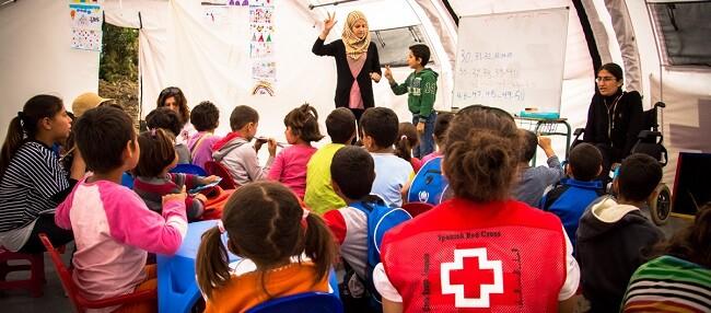 El 19 de agosto, se celebra el Día de la Asistencia Humanitaria.