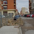 El Ayuntamiento inicia obras para urbanizar las calle Aurora en Castellar-Oliveral.