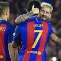 El Barça se queda con la  Supercopa al vencer al Sevilla (3-0).