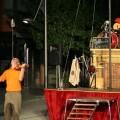 El Off Romà presenta en el Puerto de Sagunto el circo de Mumusic Circus.