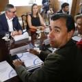 El lunes volverán a reunirse los equipos de Ciudadanos y PP para ir cerrando el acuerdo de investidura.