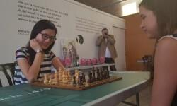Hou Yifan campeona mundial de ajedrez en la presentación del Festival Internacional de Ajedrez 'Valencia Cuna'20160804_101707 (103)