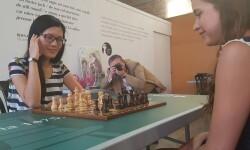 Hou Yifan campeona mundial de ajedrez en la presentación del Festival Internacional de Ajedrez 'Valencia Cuna'20160804_101707 (106)