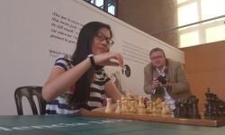 Hou Yifan campeona mundial de ajedrez en la presentación del Festival Internacional de Ajedrez 'Valencia Cuna'20160804_101707 (107)