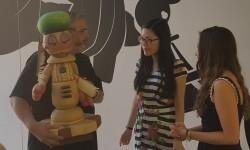 Hou Yifan campeona mundial de ajedrez en la presentación del Festival Internacional de Ajedrez 'Valencia Cuna'20160804_101707 (124)
