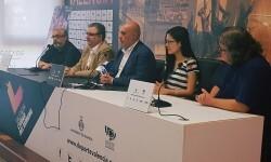 Hou Yifan campeona mundial de ajedrez en la presentación del Festival Internacional de Ajedrez 'Valencia Cuna'20160804_101707 (15)