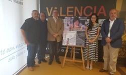 Hou Yifan campeona mundial de ajedrez en la presentación del Festival Internacional de Ajedrez 'Valencia Cuna'20160804_101707 (49)