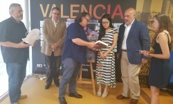 Hou Yifan campeona mundial de ajedrez en la presentación del Festival Internacional de Ajedrez 'Valencia Cuna'20160804_101707 (51)