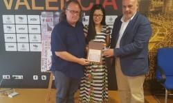 Hou Yifan campeona mundial de ajedrez en la presentación del Festival Internacional de Ajedrez 'Valencia Cuna'20160804_101707 (63)