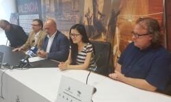 Hou Yifan campeona mundial de ajedrez en la presentación del Festival Internacional de Ajedrez 'Valencia Cuna'20160804_101707 (7)