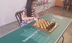 Hou Yifan campeona mundial de ajedrez en la presentación del Festival Internacional de Ajedrez 'Valencia Cuna'20160804_101707 (82)