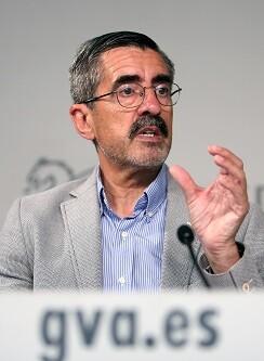 José María Ángel, director general de la AVSRE.