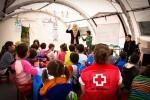 La Cruz Roja Española indica que más de 130 millones de personas en todo el mundo necesitan ayuda humanitaria para sobrevivir.