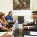 La Diputación apuesta por la participación de las Entidades Locales Menores en los planes provinciales. (Foto-Abulaila).