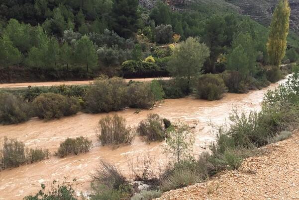 La Diputación destina 420.000 euros a sufragar los daños ocasionados por las lluvias torrenciales de 2015 en siete municipios.
