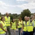 La Diputación financiará con 154.500 euros el traslado de la red de agua potable de la CV-415 en Picassent.