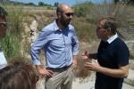 La Diputación reparará el puente sobre el río Vernissa entre Beniarjó y Real de Gandia.