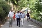 La Hoya de Buñol recibe 730.000 euros a través del Plan de Caminos y Viales de la Diputación.