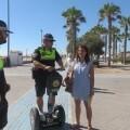 La Policía Local estudia nuevas medidas para prevenir el extravío de niños en las zonas de playa.