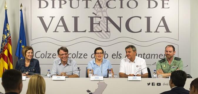 La VI edición de la Volta Ciclista a València-Trofeu Diputació de València se celebrará del 1 al 4 de septiembre. (Foto-Abulaila).
