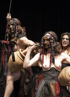 La compañía aboga por un teatro donde el espectador no sea transformado en un ser pasivo.