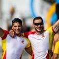 La dupla Craviotto y Toro, logran la medalla de oro en K2 200.