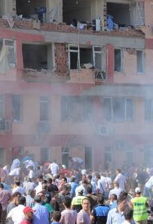 Las autoridades turcas culpan al Partido de los Trabajadores del Kurdistán.