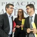 Los alcaldes del Camp de Túria deciden en qué invierten los 2'2 millones de euros del nuevo PPOS. (Foto-Abulaila).