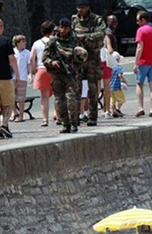 Los arrestos fueron hechos por agentes de la Dirección general de la seguridad Interior.