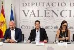 Los municipios valencianos invierten en obras relacionadas con el ciclo integral del agua 11 millones de euros procedentes de la Diputación.