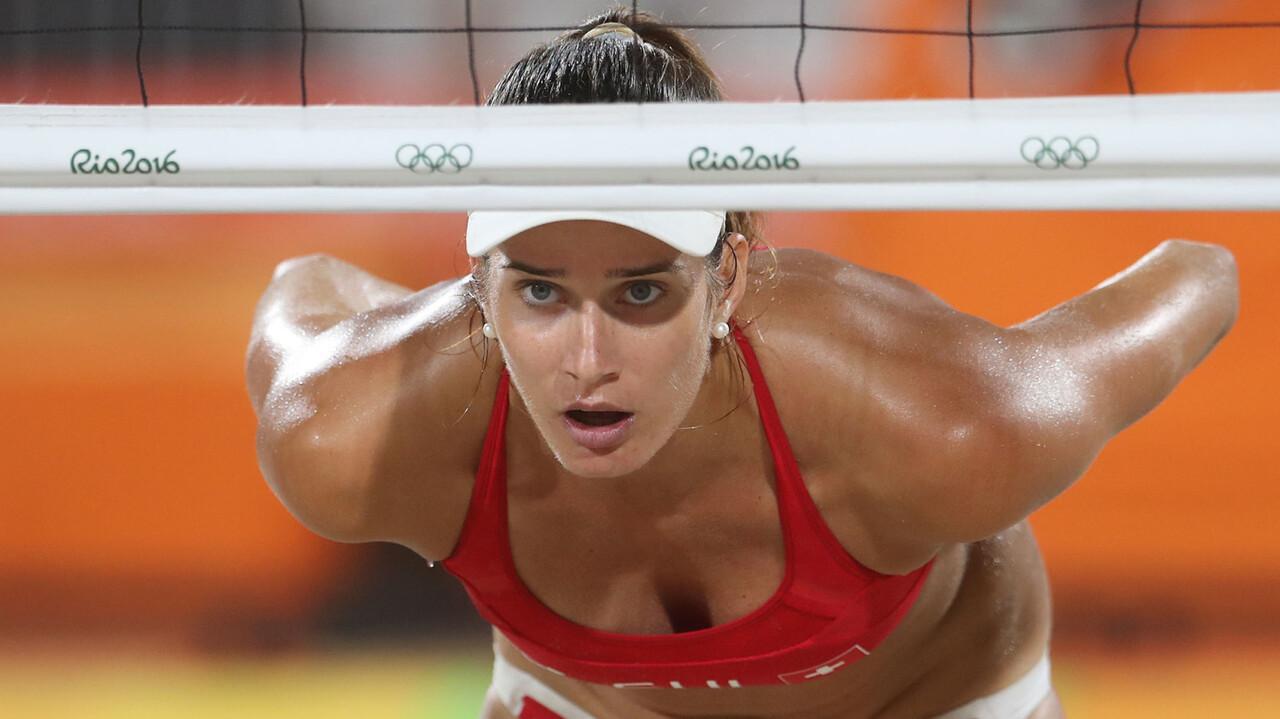 Los rostros mas bellos de los Juegos Olímpicos (1)