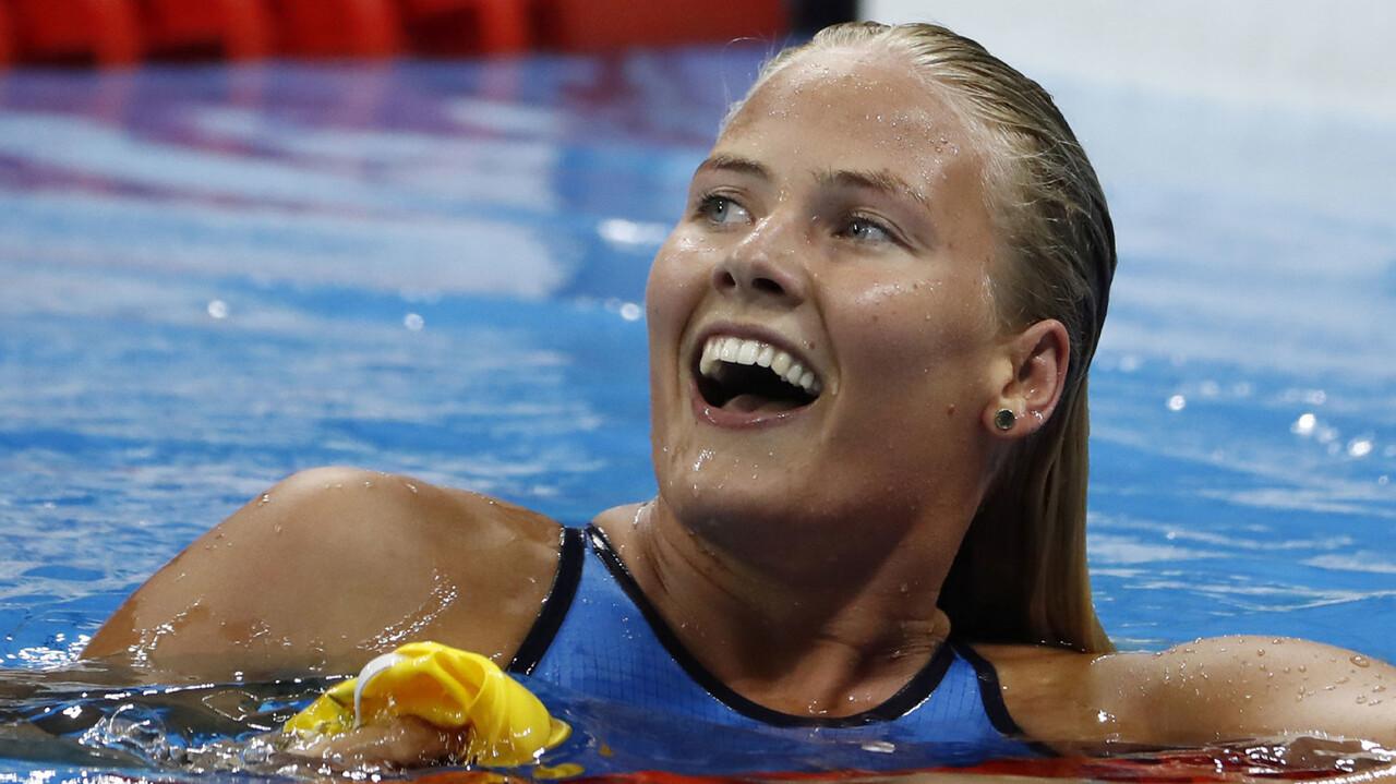 Los rostros mas bellos de los Juegos Olímpicos (2)