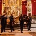 Lucentum XVI celebra el primer concierto gratuito del festival de Música Antigua y Barroca.