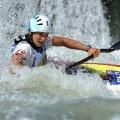 Maialen Chourraut consigue la medalla de oro en piragüismo slalom.