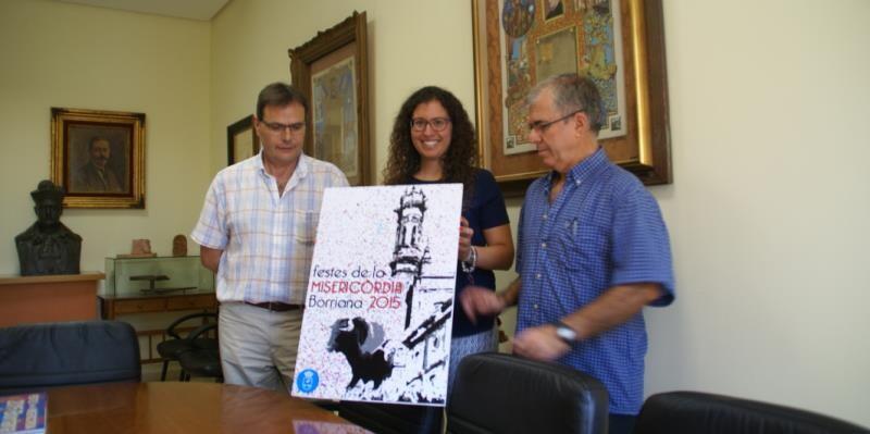 Monferrer cartel Misericòrdia 2015