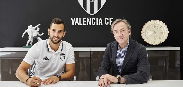 Montoya estará en el Valencia CF hasta la temporada 2019-20.