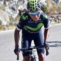 Nairo Quintana ya es líder de la Vuelta 2016 tras una etapa muy dura.