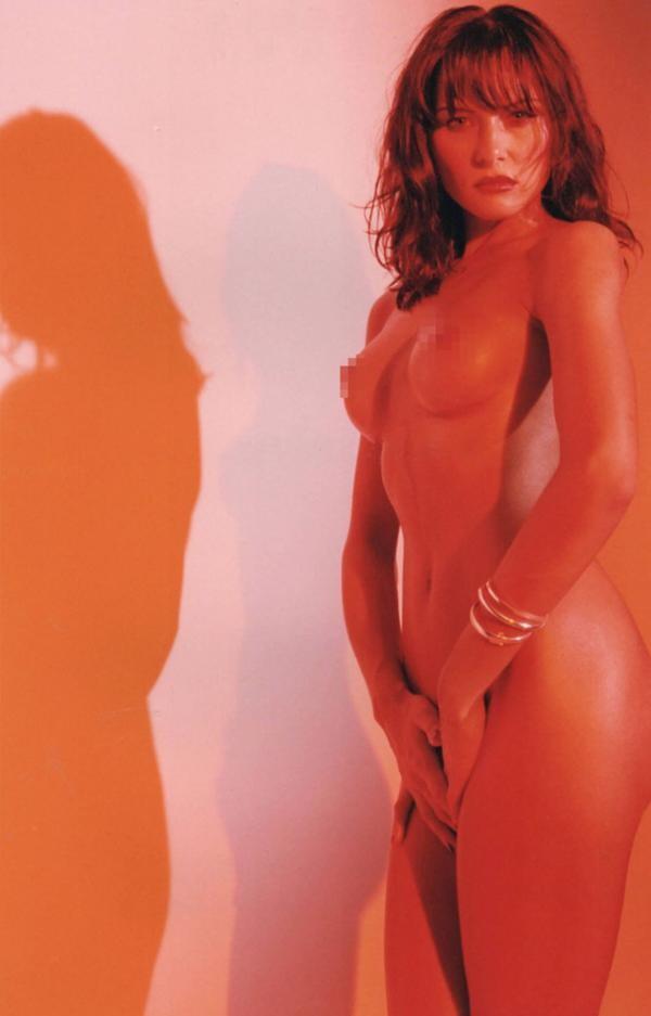 Publican fotos al desnudo de Melania Trump (3)