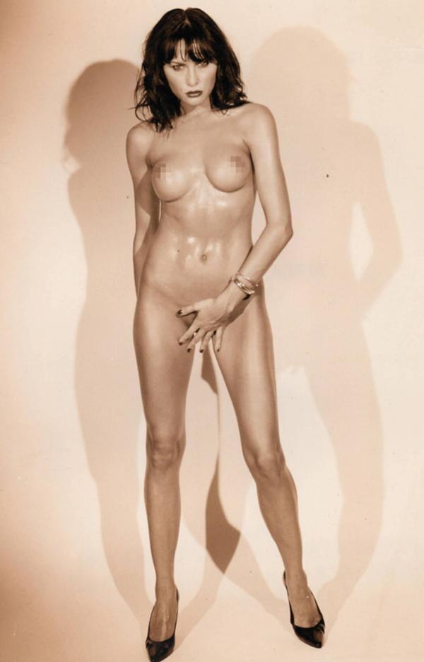 Publican fotos al desnudo de Melania Trump (4)