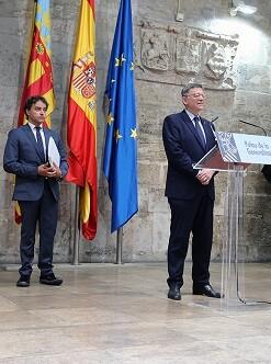 Puig destaca la necesidad de acabar con la desestacionalización para garantizar el corto, medio y largo plazo en el sector turístico.