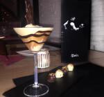 Restaurante Mon ha desatado su creatividad en la cocina con un cóctel veraniego de horchata, para disfrutar de forma original de los días más calurosos del verano