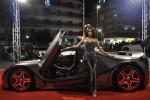 Spano Gta con la top internacional Cristina Stoico al volante (1)