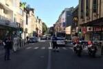 Una mujer acuchilla a tres personas en un autobús en Bruselas.