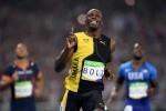 Usain Bolt hace historia al ganar una nueva medalla de oro en los 100 metros.