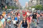 Valencia celebrará el XX Día de la Bicicleta el próximo 18 de septiembre.