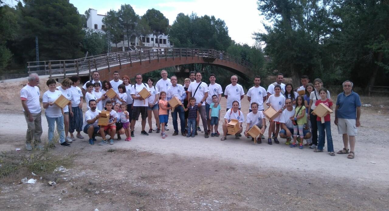 Voluntarios Aguas de Valencia